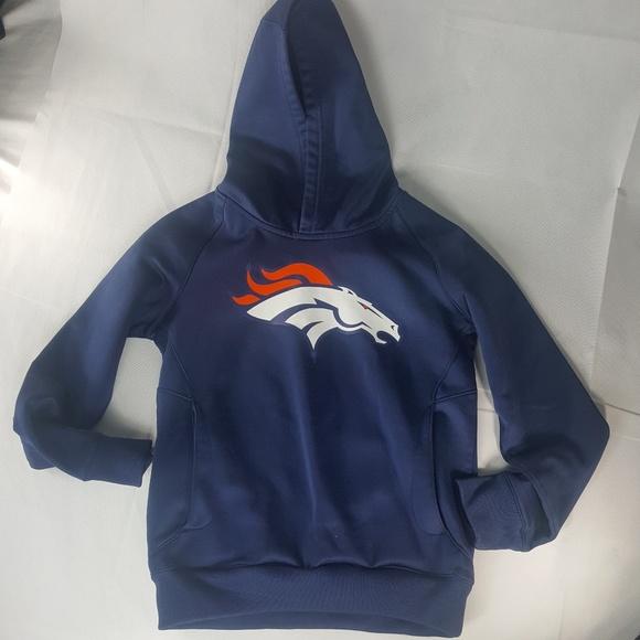 pretty nice a6bcf 85e97 NFL Team Apparel Denver Broncos Kids Sweatshirt
